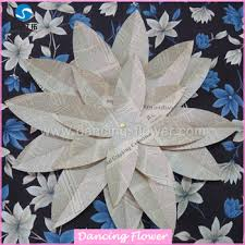 White Paper Flower Garland Artificial White Paper Flowers Crown Garland For Festivals And