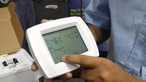 lennox ac thermostat. lennox ac thermostat
