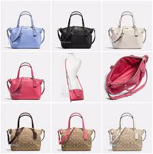 New Coach F57563 F57830 Mini Kelsey Satchel In Pebble Leather