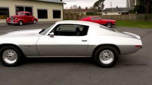 1972 Chevy Camaro RS - YouTube