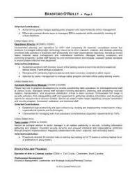 Free Resume Consultation Curriculum Vitae Qualifications Example