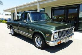 All Chevy chevy c10 short bed : 1972 Chevrolet C10 Cheyenne Short Bed Pick Up