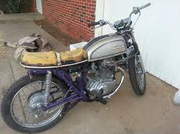 1974 honda cb200 trying the cafe racer noobie