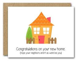 New House Download Funny New Home Card Instant Download New House Card New Etsy