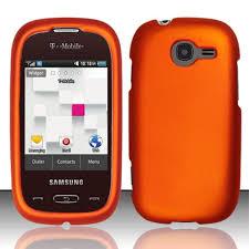 Samsung Gravity Q T289 Rubberized Case ...