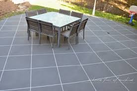how to paint concrete to look like