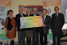 the william james henderson foundation 1 million donation will 0109