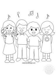 Disegno Di Bambino E Bambina Da Colorare Bambina Con Zaino