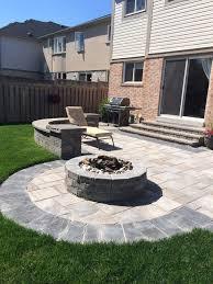 stone patio designs backyard patio designs