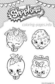 Small Picture Shopkins Welcome To Shopville Game Coloring Pages Printable