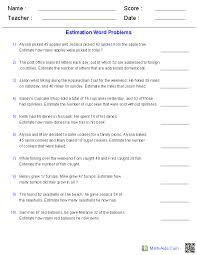 Integer Word Problems Worksheet | Homeschooldressage.com