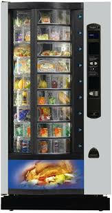 Healthy Food Vending Machines Impressive Healthy Vending Machines TVS Leeds Yorkshire