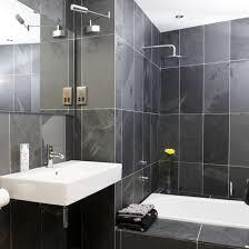 Image Cool Grey Monochrome Bathroom Scheme Bathroom Colour Schemes 10 Ideas Interior Design Ideas For Bathrooms Grey Bathrooms Decorating Ideas Interior Design Ideas For Bathrooms