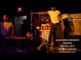 Alexander Demarco Video Alexander Demarco Simona Mr Epic 2015 El Paso Style