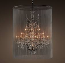 extra large chandelier. Valle Crystal Chandelier, Extra Large - Restoration Hardware Chandelier S