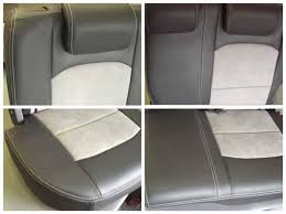 honda jazz seat covers in two tone leatherette