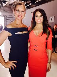"Sandra Smith on Twitter: ""Fun time seeing a show at #FashionWeek  #ChiaraBoni… """