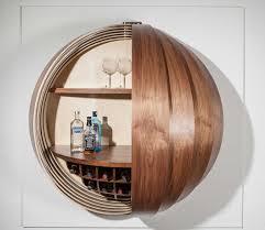 tall wall mounted rotating mirrored cabinet main