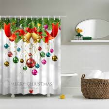 cool shower curtains for kids. Shower Curtain 3D Christmas Style Kids Bathroom Waterproof 180x180cm Polyester Seasonal Novelty Cool Curtains-in Curtains From Home For
