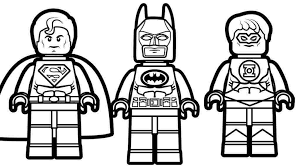 The lego company has made some truly incredible comic book based sets over the years. Lego Superhero Coloring Pages Ideas Whitesbelfast