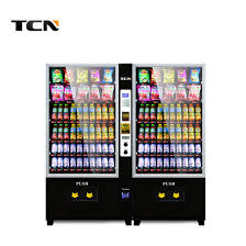 How Much Vending Machine Cost Mesmerizing China Tcn Automatic Snack And Drink Vending Machine For Sale China