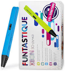 <b>3D ручка Funtastique XEON</b> (Голубой) RP800A BU купить в ...