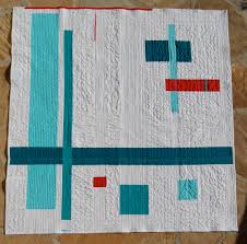 """100 Days of Modern Quilting- Week of Color- Featured Quilt 6 