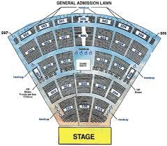 Darien Lake Performing Arts Center Seating Chart Darien Lake Concert Schedule For The 2000 Season