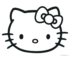 Hello Kitty Printables Coloring Pages Hello Kitty Coloring Pages