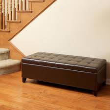 Living Room Bench With Storage Living Room Storage Bench Luxurious Tufted Bench Storage For