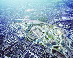 Kings Cross Is A Mixed Use Urban Regeneration Project In Central