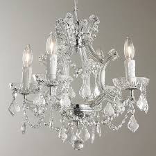 affordable small crystal chandeliers