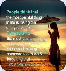 Losing A Parent Quotes Awesome People Think That The Most Painful Thing In Life Is Losing The One