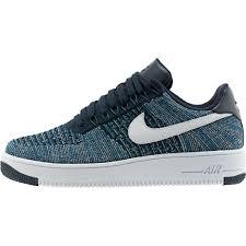 Nike air force 1 basse Jd Sports Nike Air Force Flyknit Low Mens Obsidianstar Bluepure Platinum Shopnicekickscom Maharishi Nike Air Force Flyknit Low Mens Obsidianstar Bluepure
