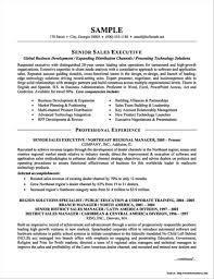 Best Sales Executive Resume Samples Resume Resume Examples
