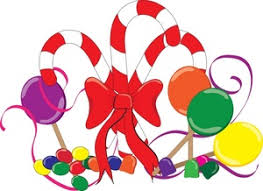 Image result for candy cane festival clip art