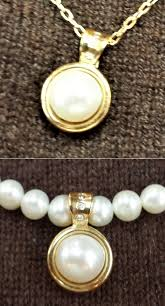 an enhancer goes from chain to pearls seamlessly