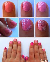 at home nail art designs for beginners