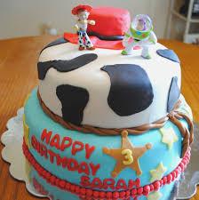 Diy Toy Story Cake Kidsbirthdaycakewithyearml