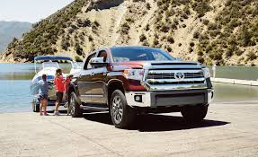 2016 Tundra Truck Bed Configurations & Accessories