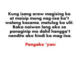 Love Quotes Best Friend Tagalog Hover Me Delectable Quotes Dear Friend Tagalog