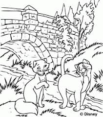 Then grab those crayons and pencils and get your disney family coloring! The Aristocats Free Printable Coloring Pages For Kids