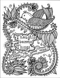 Small Picture Butterflies and Dragonflies Coloring Book for ALL Ages Doodling