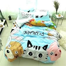 boys duvet covers boys duvet covers cartoon animal dog cat pig design boys duvet cover sets cotton twin size rh baby and child duvet covers