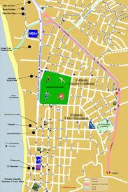 north downtown map  vallartainfo