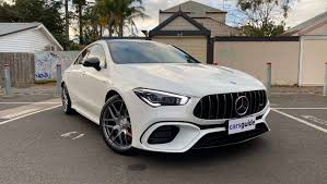 How does the cla 45 compare to the a 45? Mercedes Amg Cla 45 S 2020 Review Carsguide