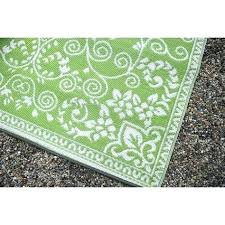 fab rugs world lime green indoor outdoor area rug clean
