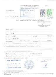 Mexican Birth Certificate Template Virtren Com