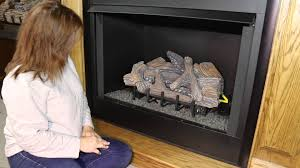 how to light your gas fireplace pilot