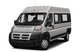 2018 ram promaster 2500 window van pricing and specs